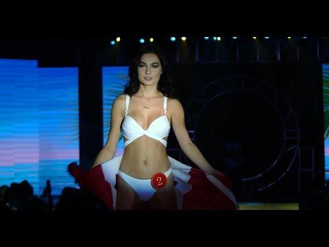 Miss Globe Canada 2017 Swimsuit Presentation