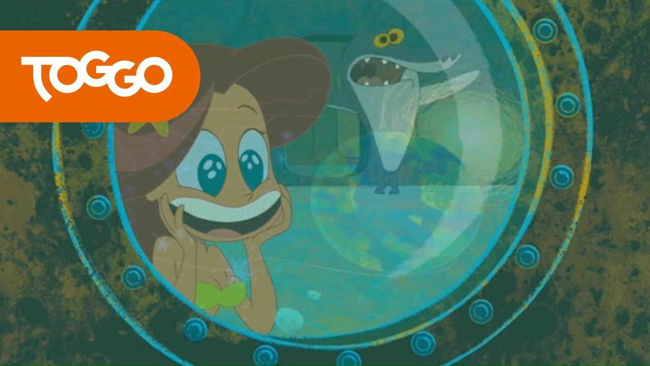 Zig und Sharko ☄ Aus dem Weltall ☄ Volledige aflevering in HD