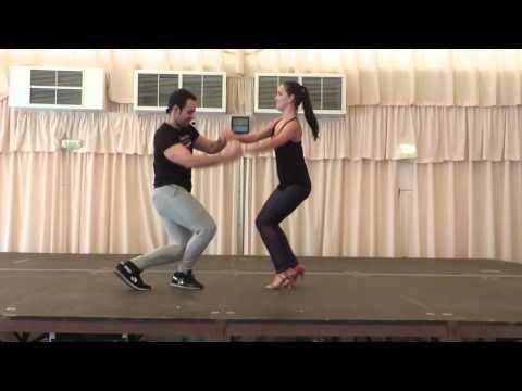 "Bailando Bachata Dominicana 2014 - ""Antony Santos-Donde Estara"""