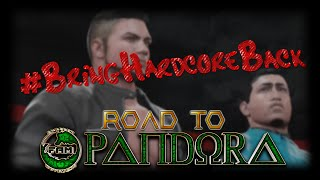 FaM: Road to Pandora - #BringHardcoreBack! (WWE 2K16)