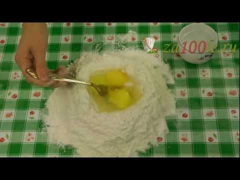 Тесто - Рецепты и кулинария на
