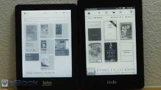 Kindle Paperwhite 2 vs Kobo Glo Comparison Review
