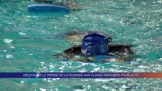 Yvelines | Découvrez le monde de la plongée aux Clayes-sous-Bois pour le Téléthon