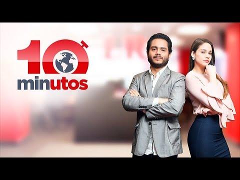 Detienen a alcalde de Chiclayo por delitos de corrupción  - 10 minutos Edición Matinal