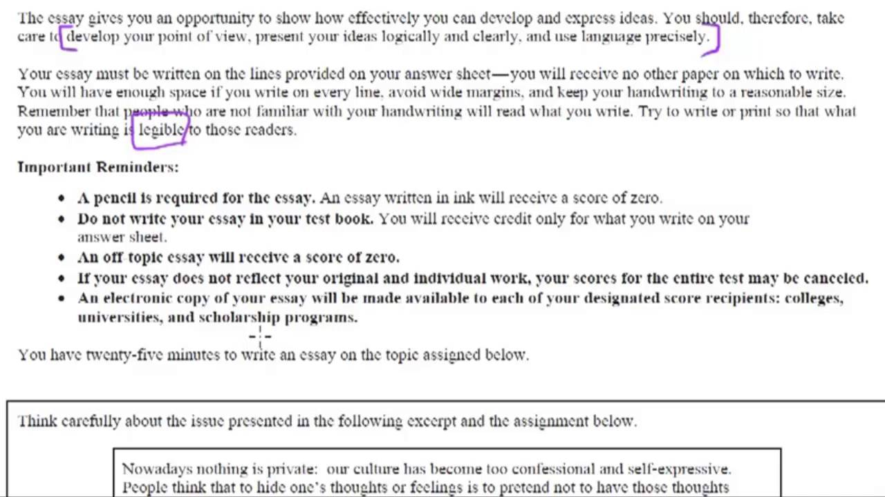 sat prep essays prompts Sat writing prompts from past tests released by the collegeboard.