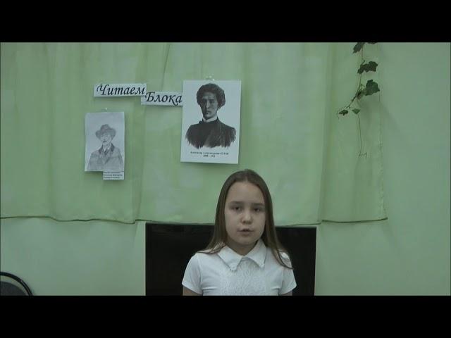 Изображение предпросмотра прочтения – ЕкатеринаРачкова читает произведение «О, я хочу безумно жить» А.А.Блока