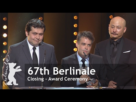 67th Berlinale | Closing-Award Ceremony