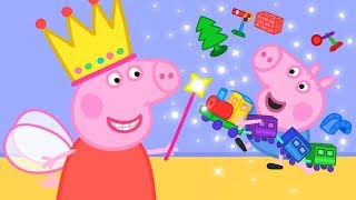 Свинка Пеппа на русском все серии подряд | Игры с Пеппа | Мультики