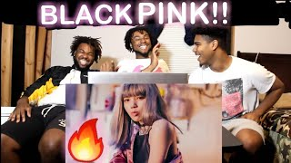 BLACKPINK - '휘파람'(WHISTLE) M/V (REACTION!!)