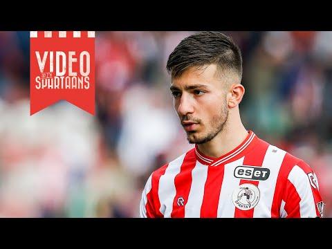 Halil Dervisoglu kiest top 5 doelpunten in Sparta-shirt