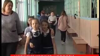 Первую пристройку к школе в Стрижах доделают этой весной