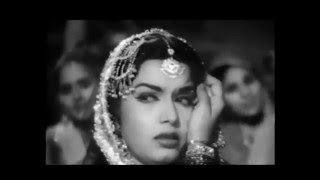 Qawwali - Yeh Ishq Ishq Hai -Barsaat Ki Raat 1960 - Madhubala Song