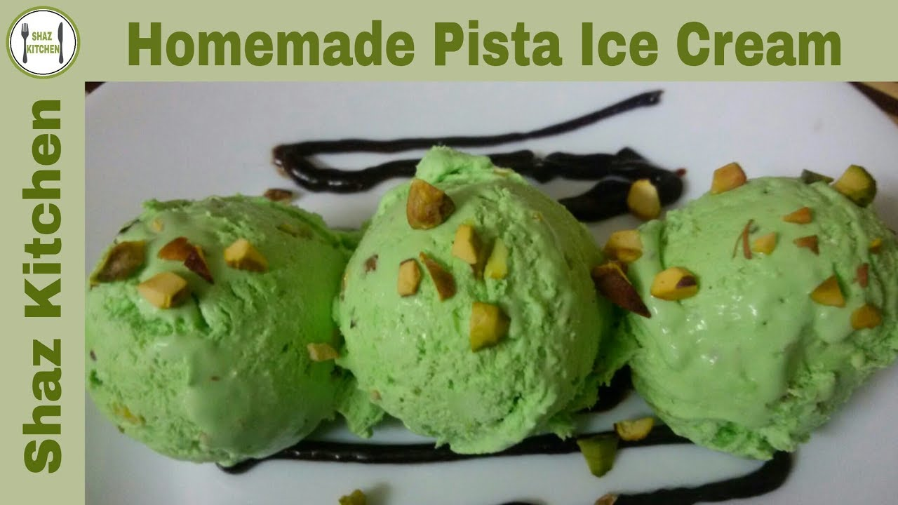 Pistapistachiohomemade ice creamin urduhindihow to make pista pistapistachiohomemade ice creamin urduhindihow to make pista ice cream without machine at home ccuart Image collections