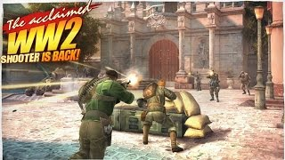 Brothers in Arms® 3 Android GamePlay #1 (1080p)