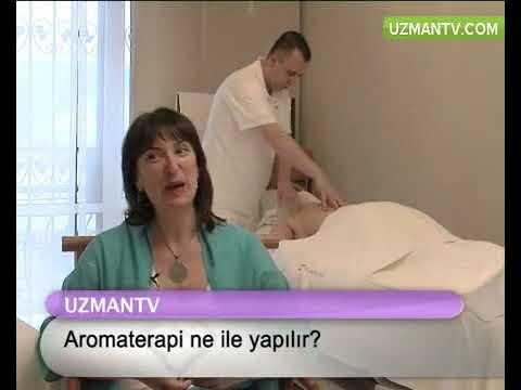 Aromaterapi ne ile yapılır?