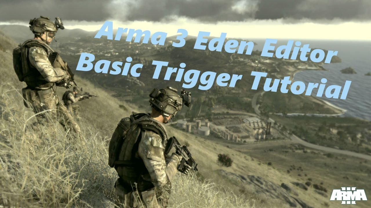 arma 3 editor how to make units move