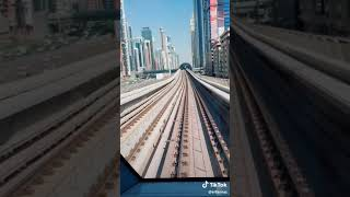 Train Travel Video from Wind Screen