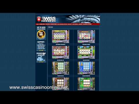 Video Swiss casino online seriös
