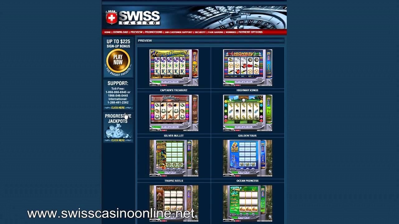 Die Top 3 Der Schweizer Casinos | Swiss Casino Online