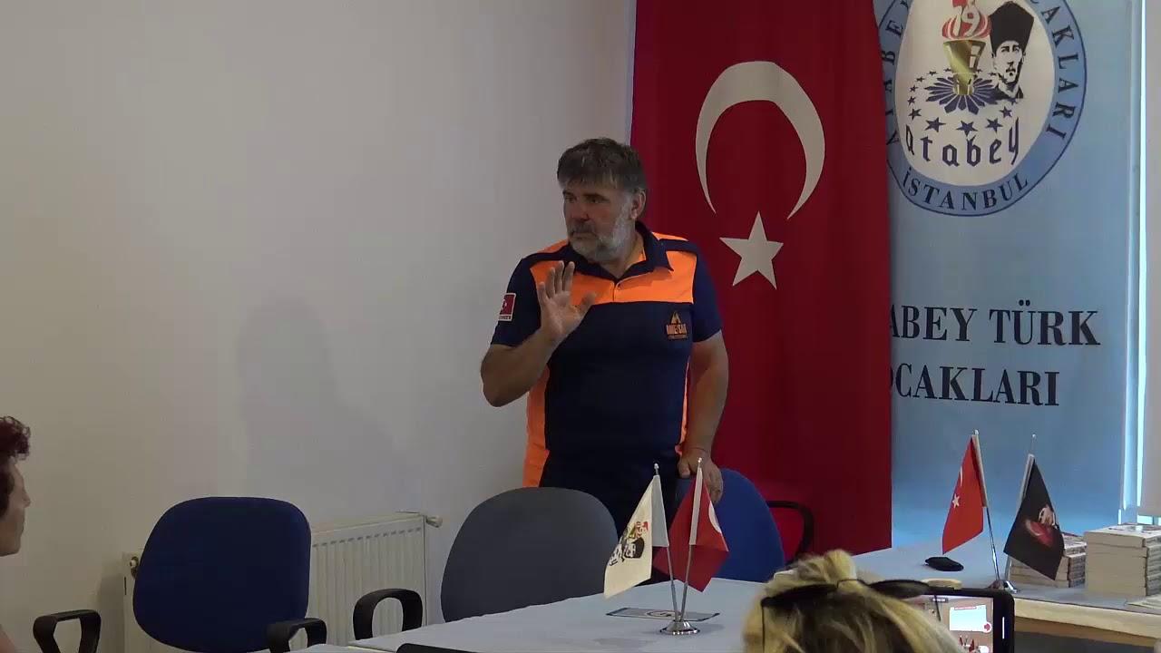 Atabey19 İstanbul, MAG Mahalle Afet Gönülleri, Deprem ve Afet, 29 Ağustos 2019