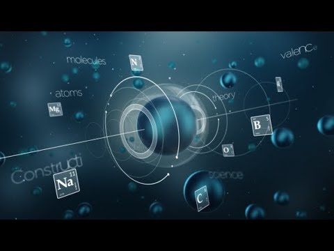 After Effects Templates Molecules Free After Effects