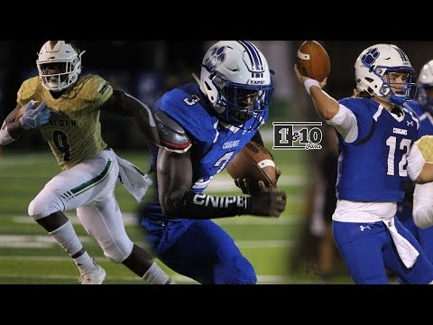WEEK 11: Lincoln vs Godby - FOR THE CITY BRAGGING RIGHTS! | Full Highlights