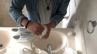 How to clean Nike air huaraches