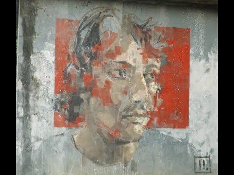 Piazza Walter Rossi, murales cancellato a Roma - Il Giornale del Riccio di Colasanti Marcello