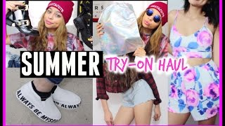 Summer Try-On Haul! CHOIES, ROMWE, YUB & PENNOX