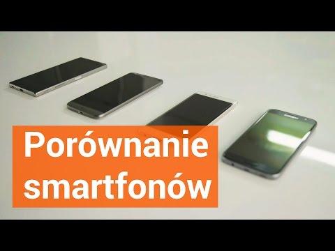 S7 vs LG G5 vs Huawei P9 vs Sony Xperia Z5 - porównanie gigantów