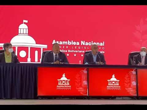 Diputado Bertucci preside subcomisión para atender al sector cristiano de Venezuela.