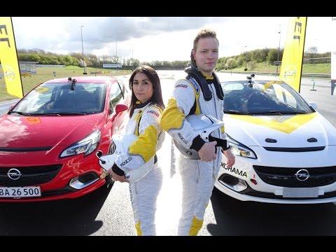 DM Rally 2016: Bliv Danmarks Rallytalent med Opel og stil op til DM i rally 2016    Opel Danmark