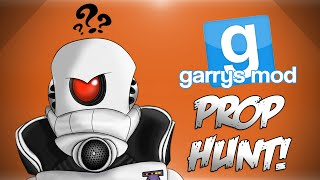 GMod Prop Hunt! - WHOOP!, Drunk Delirious, Minecraft Fun & More! (Garrys Mod Funny Moments)