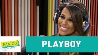 Esposa do Tiririca recebe ligação da Playboy l Pânico