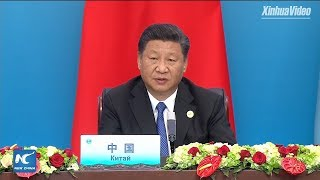 LIVE: SCO summit joint press conference thumbnail