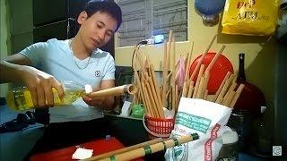 Cách làm sáo trong tiếng bằng dầu ăn: đã kiểm chứng =)) || Cao Trí Minh
