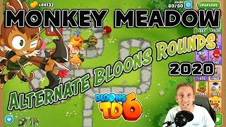 Monkey Meadow Alternate Bloons Rounds