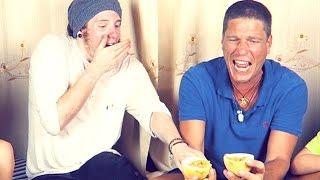 Let's Eat - Glibber-Früchte & Blaue Chips - Essen aus Costa Rica! | unge