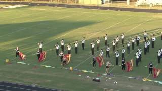 evans marching band performs at columbia county exhibition october 1 2016