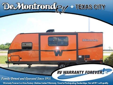 2015 Winnebago Minnie - DeMontrond RV in Texas City - Travel