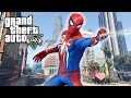 GTA 5 Mods - SPIDERMAN MOD 2.0 w/ PS4 SPIDERMAN! GTA 5 Spiderman 2.0 Gameplay! (GTA 5 Mods Gameplay)