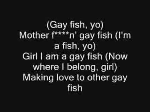 Kanye West - Gay Fish Lyrics