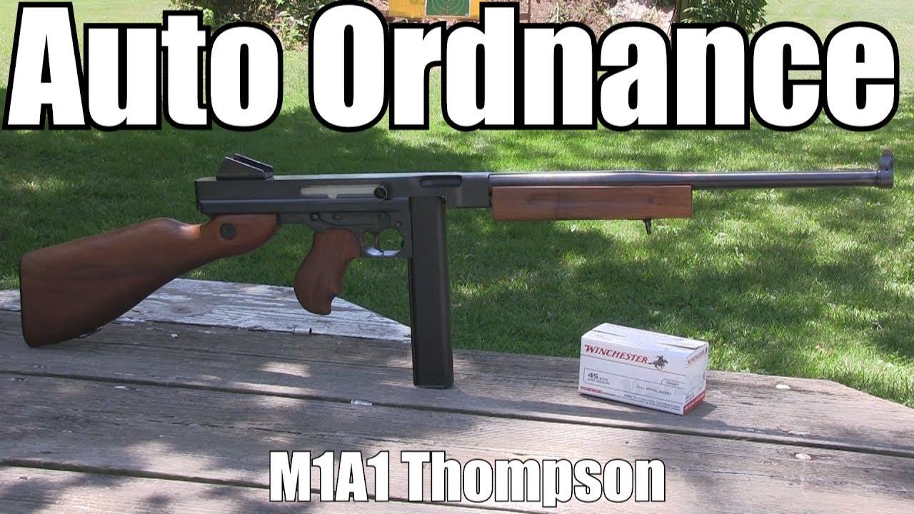 Auto Ordnance M1A1 Thompson