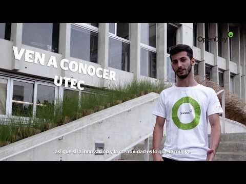 Open Day UTEC 2018