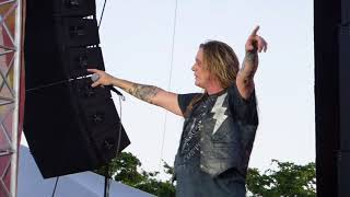 Watch Sebastian Bach In A Darkened Room video