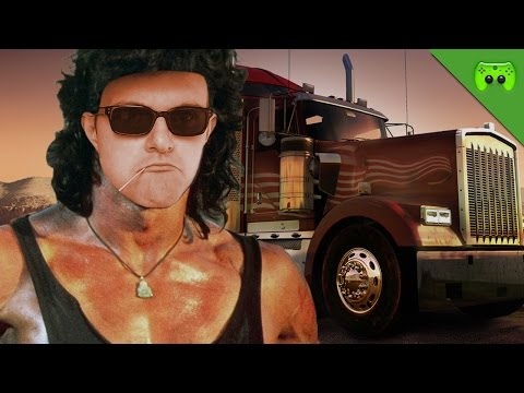 JOHN JOHN RAMMBO 🎮 American Truck Simulator #7