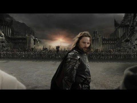 Pour Frodon bataille finale - Le Seigneur des anneaux : Le Retour du roi