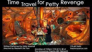 Time Travel for Petty Revenge