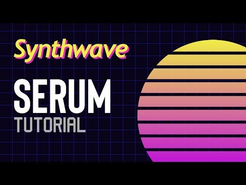 Retro Bell Sound Tutorial in Serum