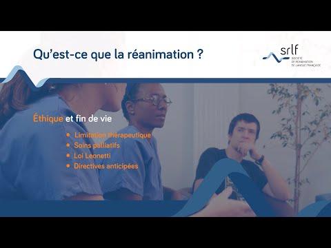 Qu'est-ce que la réanimation ? - 09 - Ethique et fin de vie